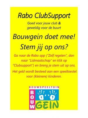 Rabo-Club Actie